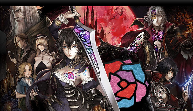 Llega un modo clásico a Bloodstained: Ritual of The Night