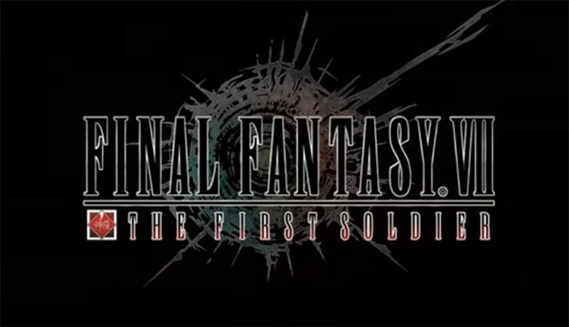 Se anuncia Final Fantasy VII: The First Soldier
